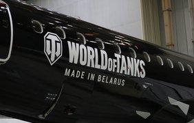 """Новый """"танколет"""" Wargaming и Belavia"""