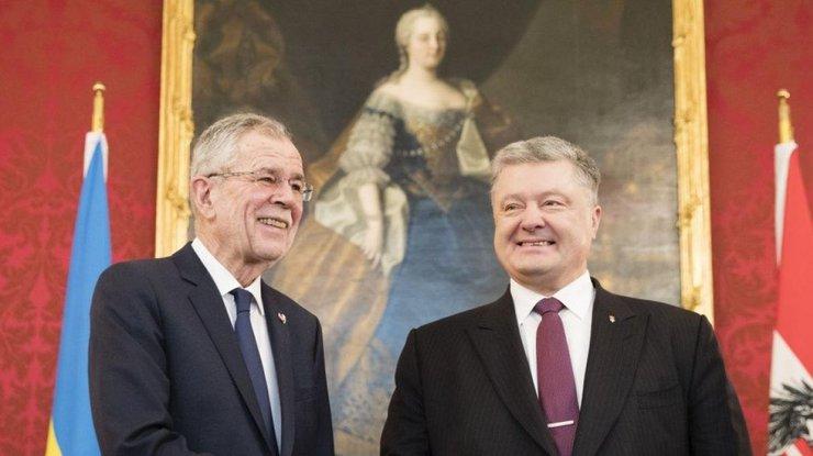 Президент Австрии поведал о собственных украинских корнях
