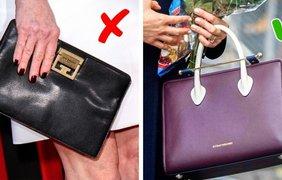 Юные девушки могут использовать клатч в качестве повседневного аксессуара, но после 25 лет лучше брать его с собой только на вечеринки, а в будни отдавать предпочтение миниатюрным сумочкам.