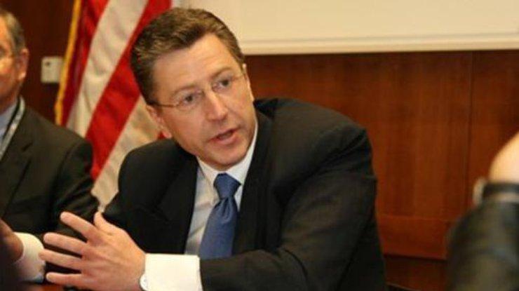 США готовы посодействовать впрекращении военных действий наДонбассе— Волкер