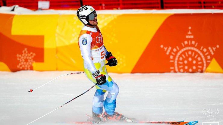 Русский  фристайлист Илья Буров завоевал бронзовую медаль Олимпиады