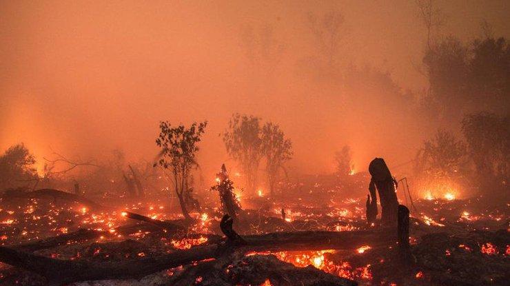 Земля 13 тыс. лет назад пережила «огненный апокалипсис»