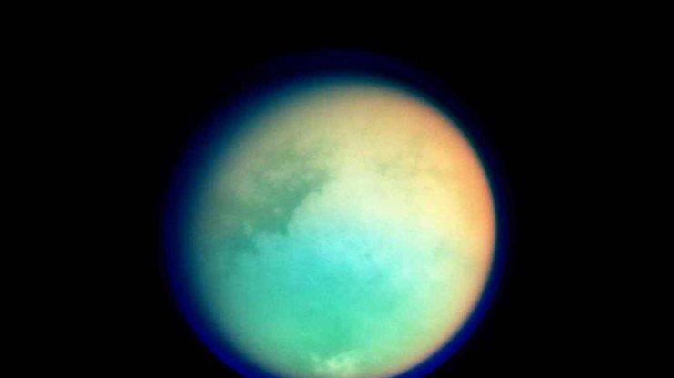 НАСА обнаружило признаки жизни на Титане