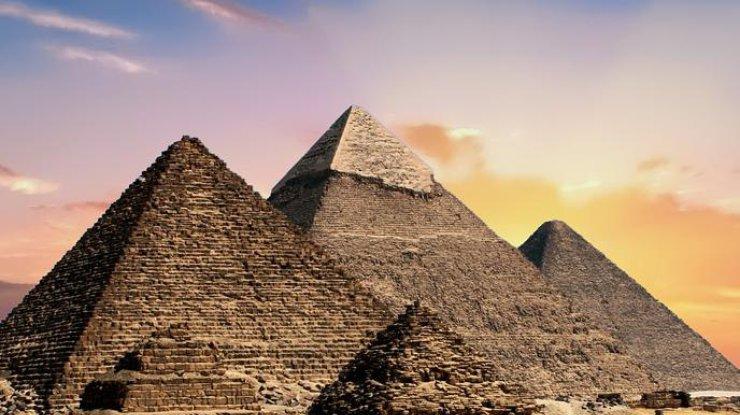 Археолог выяснил способ возведения  египетских пирамид