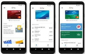 Google начала ребрендинг Android Pay