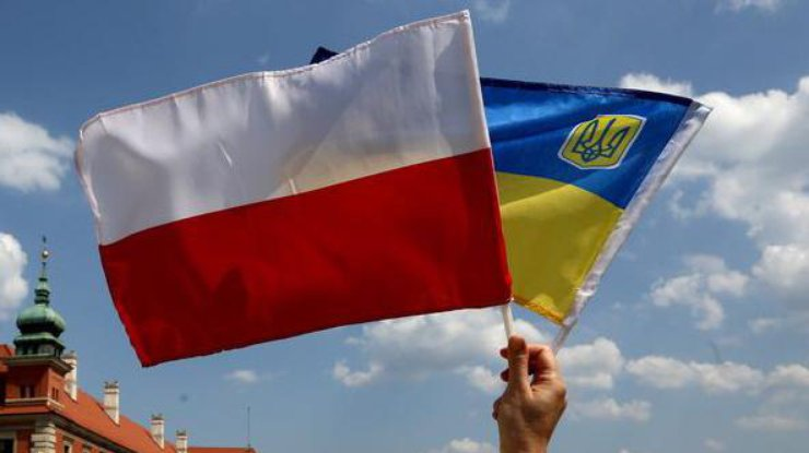 ВПольше сообщили оботсутствии кризиса вотношениях с государством Украина