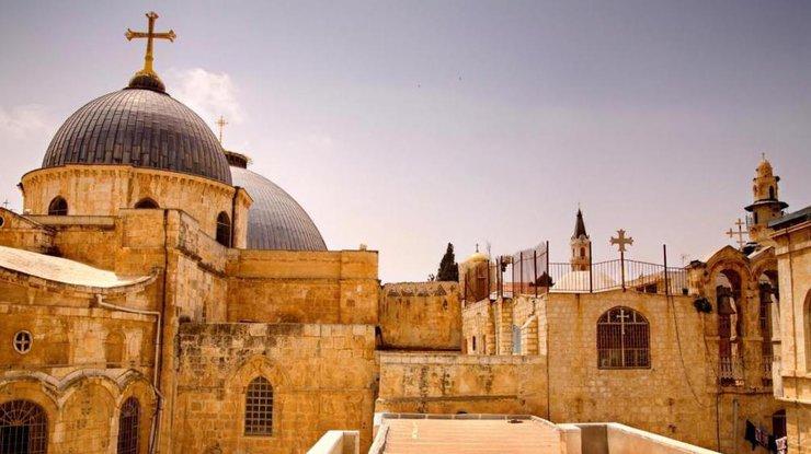 Храм Гроба Господня закрыли вИерусалиме взнак протеста