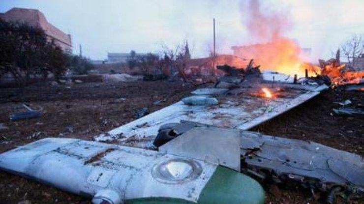 Пилотом сбитого вСирии самолета СУ-25 был выходец изКрыма