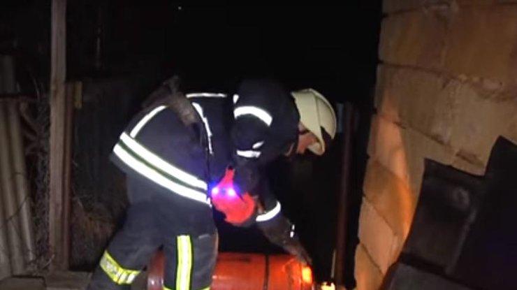 ВОдесской области взорвался газовый баллон вжилом доме