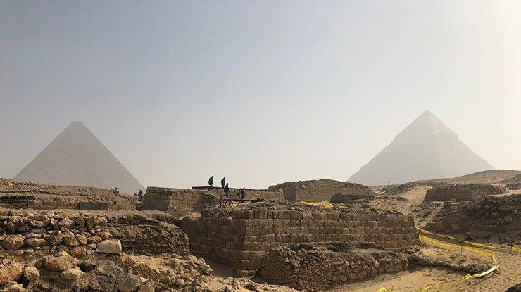 Археологи Египта обнаружили гробницу высокопоставленной чиновницы