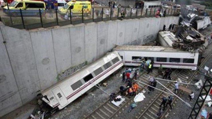 После столкновения поездов вСША госпитализировали 116 человек