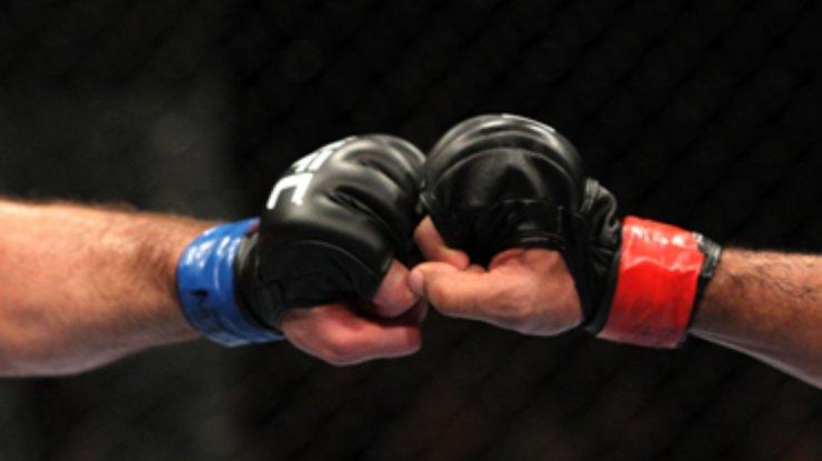 Боец ММА Тимоти Вудс нокаутировал сам себя