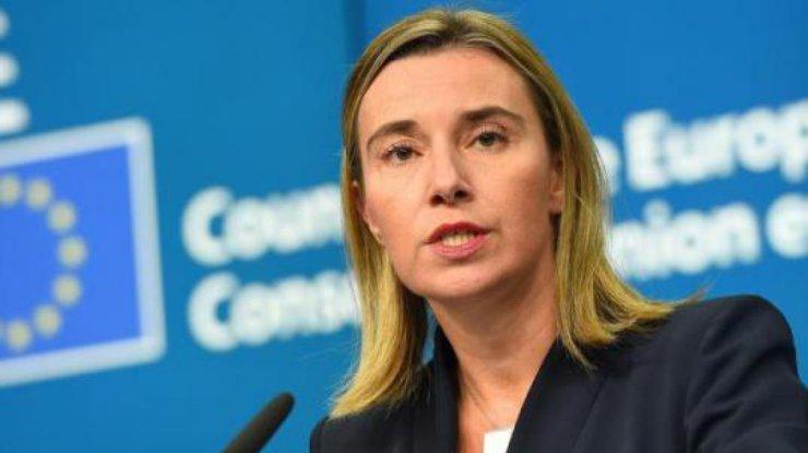 Могерини: Украина должна удвоить работу поборьбе скоррупцией