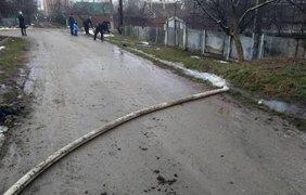 Фото ГСЧС в Одесской области.