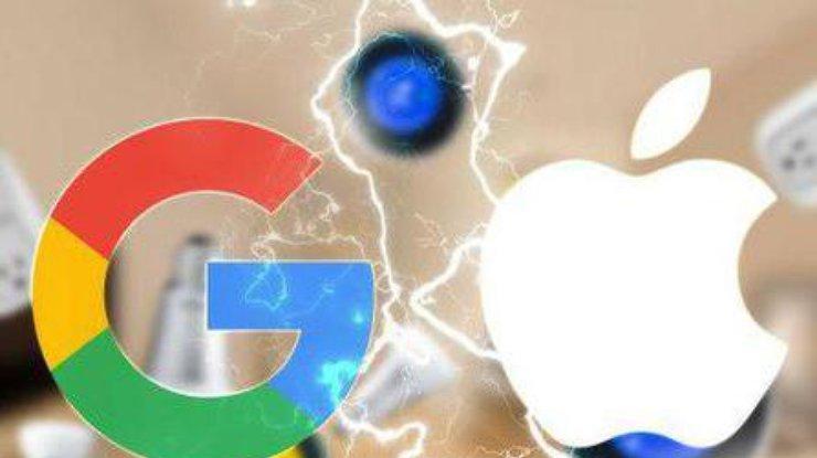 Франция подала всуд наApple иGoogle из-за «оскорбительного бизнеса»