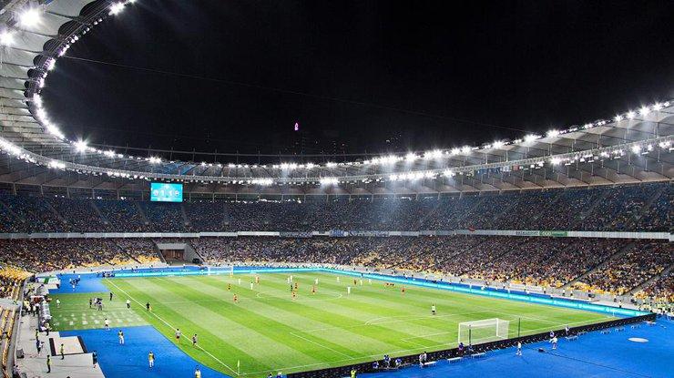 НСК «Олимпийский» закроют из-за подготовки кфиналу Лиги чемпионов
