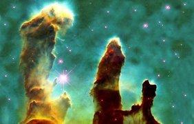 5. Столпы Творения. Иллюстрация: zefirka.net