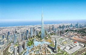 1. Дубай, ОАЭ. Фото: ofigenno.com