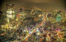 3. Токио, Япония. Фото: ofigenno.com