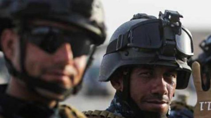 ВИраке восемь полицейских погибли, попавшись взасаду террористов