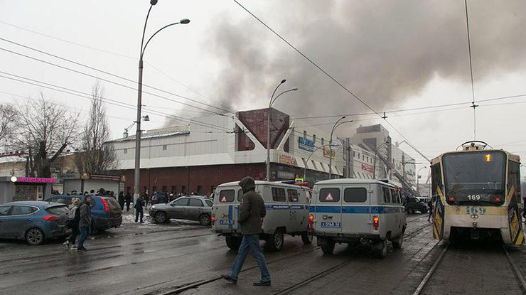 Траур попогибшим вКемерово объявили внескольких регионахРФ