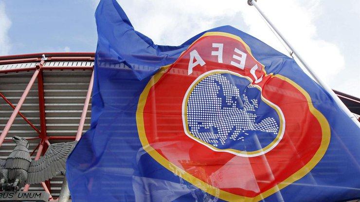 УЕФА засчитал техническое поражение юниорской сборной Украинского государства вматче ссербами
