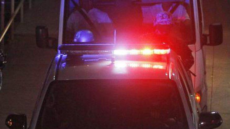 ВСан-Франциско шофёр  умышленно  врезался впешеходов, 4 человека ранены