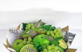 Букет из фруктов / Фото: pinterest