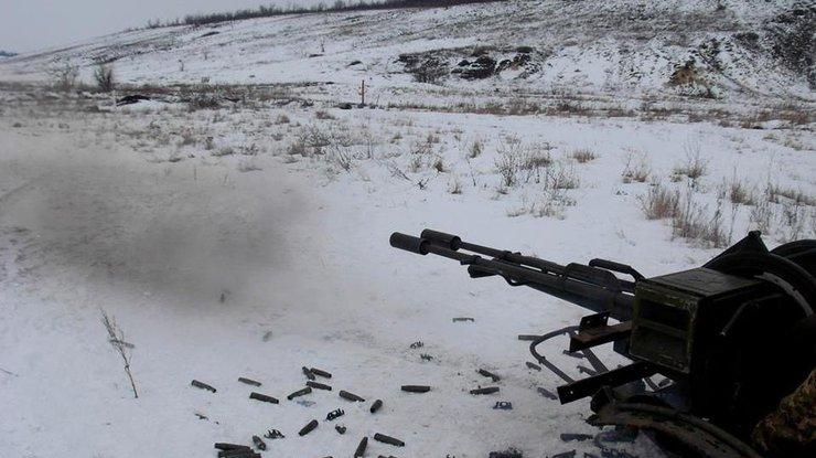 Военные ВСУ задержали боевика, который пытался пробраться втыл