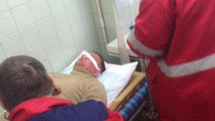 В милиции поведали подробности— Избиение народного депутата