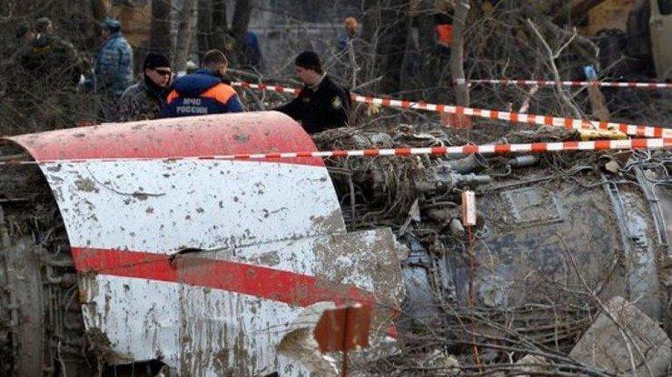 Вгробах жертв Смоленской катастрофы оказались останки тел остальных  людей