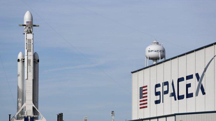 SpaceX запретят транслировать запуски ракет