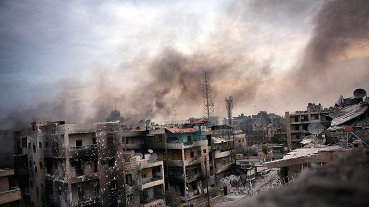 Армия Асада и Владимира Путина захватила район вСирии— Переломный момент