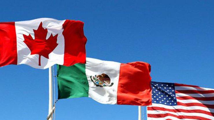 Руководитель Мексики обсудил НАФТА свице-президентом США Пенсом