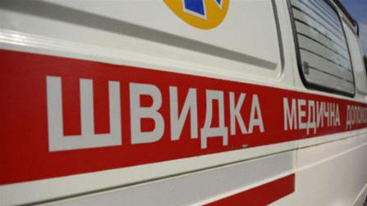 ВОдесской области могильная плита насмерть задавила 3-х летнего ребенка