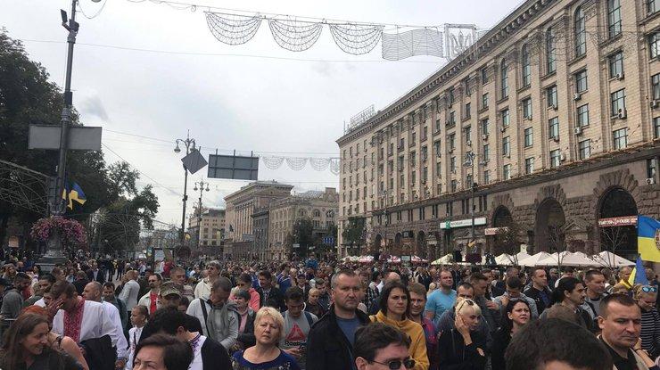 Задва месяца количество украинцев уменьшилось неменее чем 40 тыс. человек
