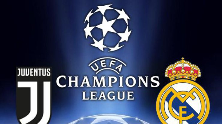 Букмекеры назвали фаворита матча— Ювентус-Реал Мадрид