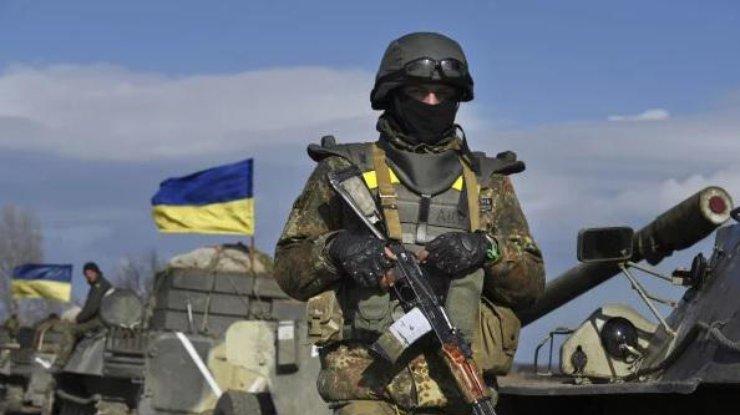 Вгосударстве Украина назвали дату окончания «АТО»