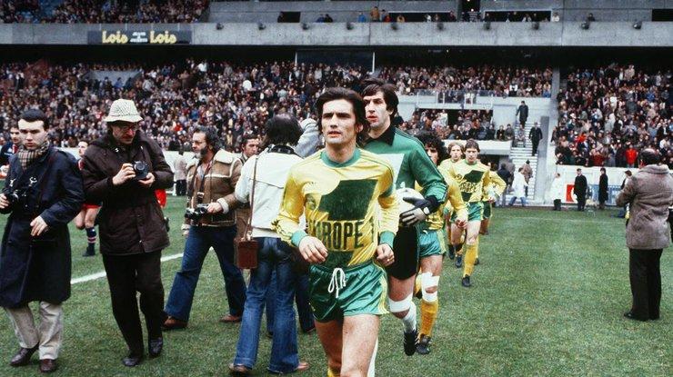 Скончался прошлый футболист итренер сборной Франции Анри Мишель