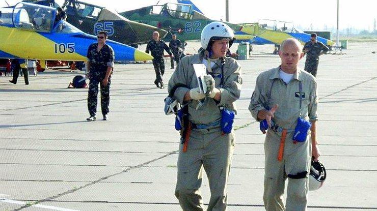 Украинским летчикам повысили заработной платы