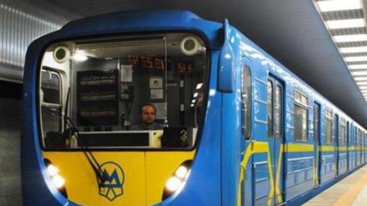 Вкиевском метро сработала пожарная сигнализация