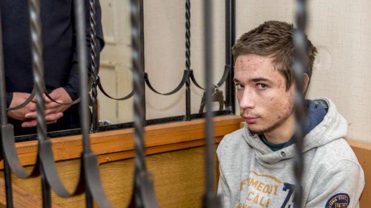 Русский суд продлил арест Павлу Грибу надва месяца