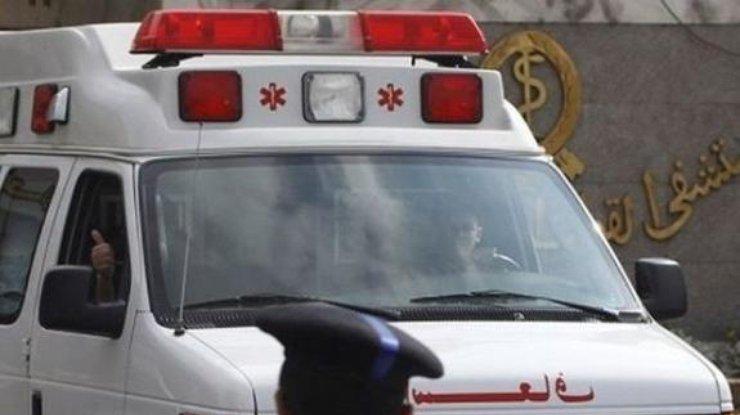 ВЕгипте автобус столкнулся с фургоном, погибли 7 человек