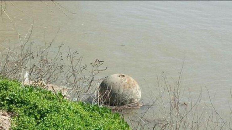 ВОдесской области обезврежена плавучая бомба, найдена еще одна