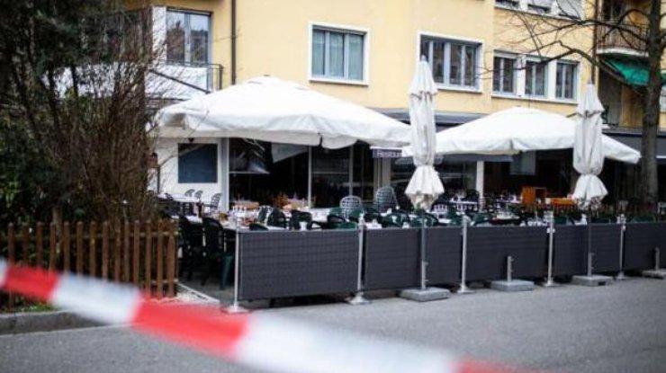 Вресторане Женевы взорвался газовый баллон, есть пострадавшие