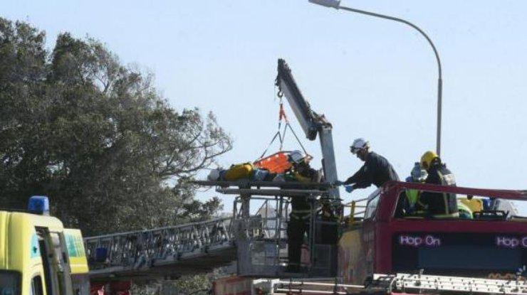 В трагедии  автобуса наМальте погибли два туриста