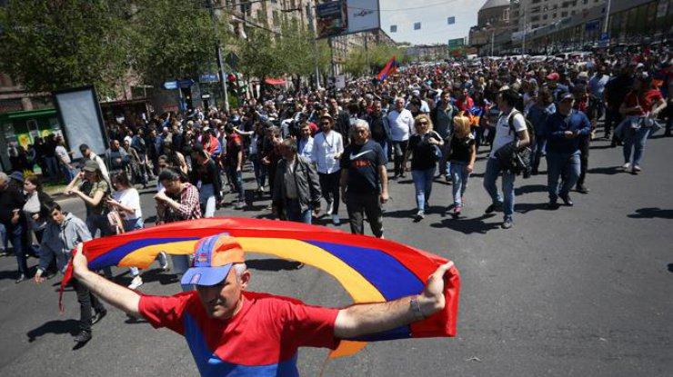 В EC высказались поповоду ситуации вАрмении