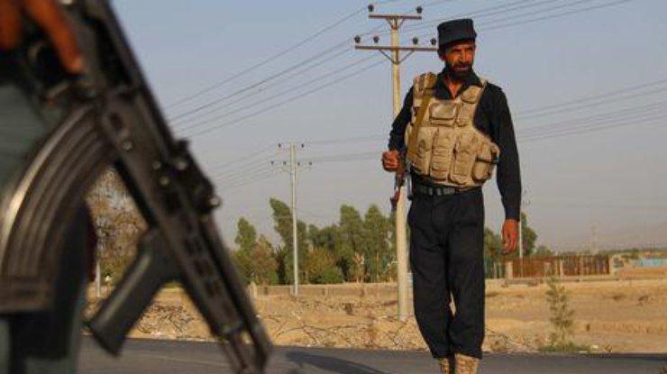Жертвами атак талибов назападе Афганистана стали десятки полицейских