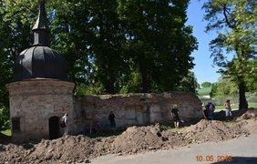В Киеве начали реставрацию памятника архитектуры 18 века