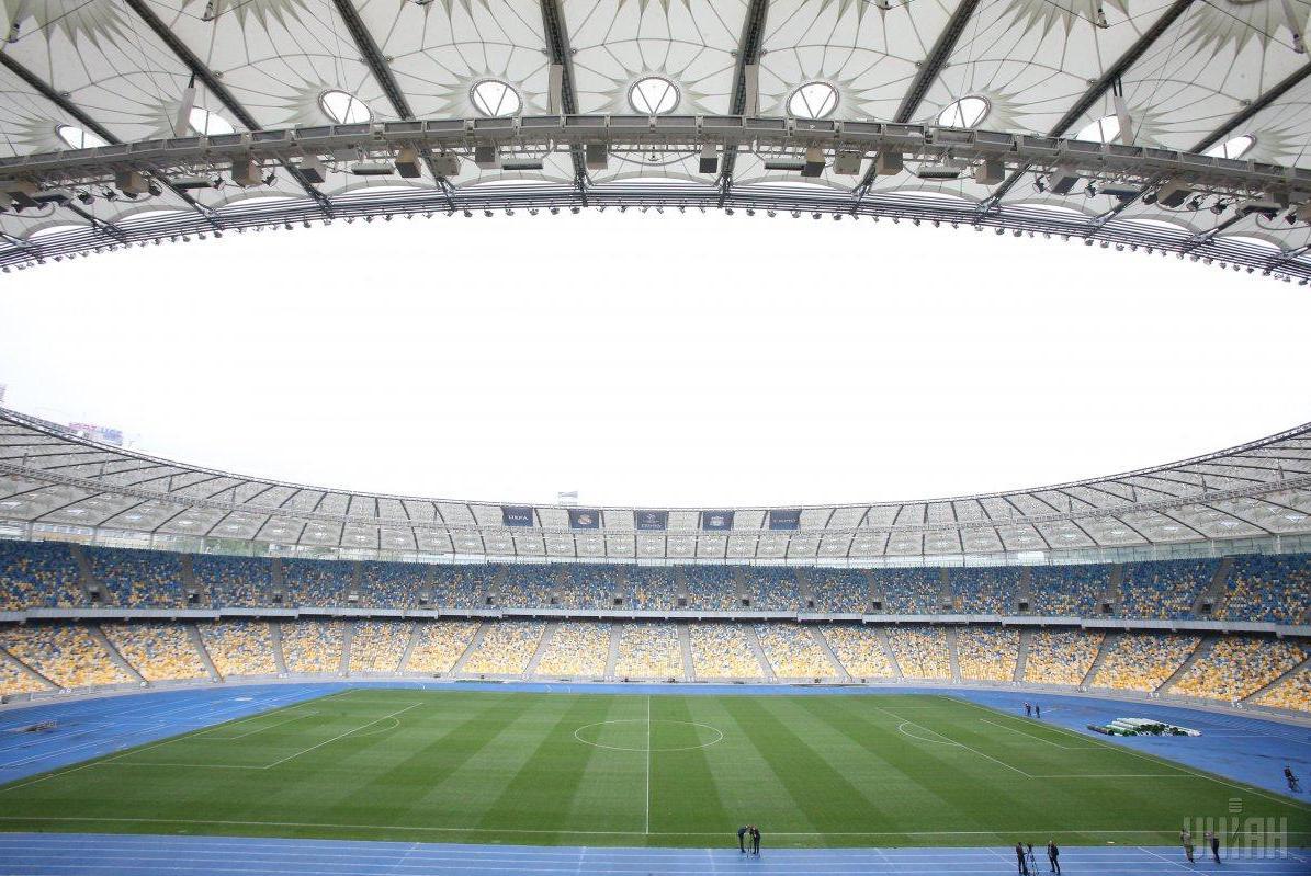 На НСК'Олимпийский провели день открытых дверей